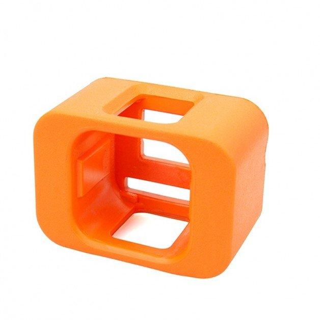 Flytande skyddsskal till GoPro Hero4 Session - Orange