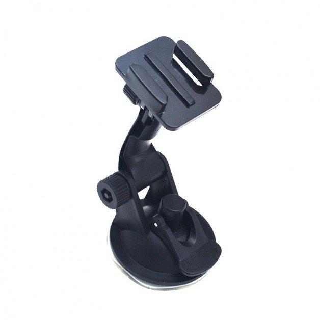 Kamerafäste sugpropp / sugkopp x 1 med GoPro snabbfäste