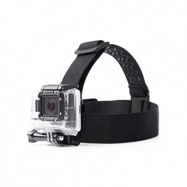 Huvudfäste till GoPro - Head Strap