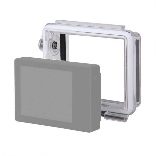 Baksida vattentätt skal extra stor till GoPro Hero3+/Hero4