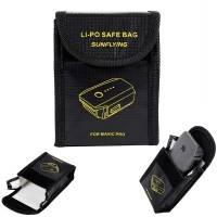 Väska / Skydd för batterier till DJI Mavic Pro