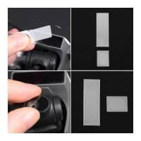 Skyddande film för kamera / 3D-sensor till DJI Spark - 2-pack - Kit