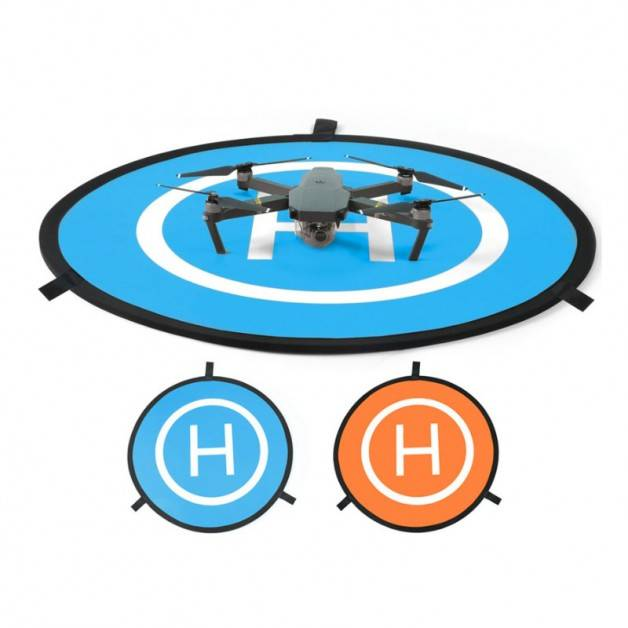 Landing pad / mat for drones - Double sided - Kit