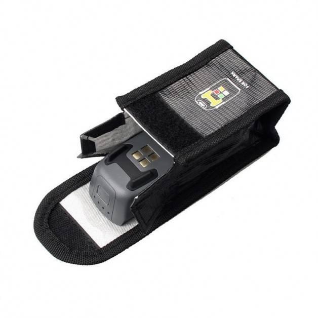 Väska / Skydd för batterier till DJI Spark