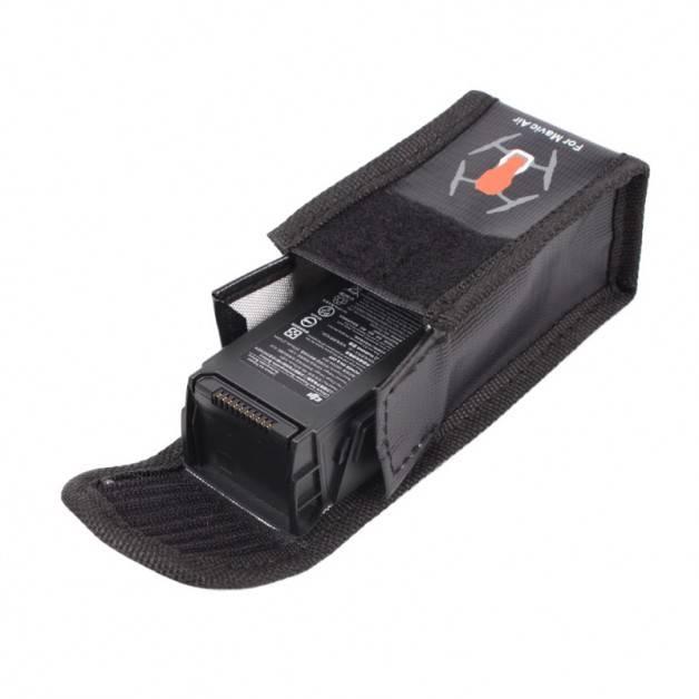Väska / Skydd för batterier till DJI Mavic Air