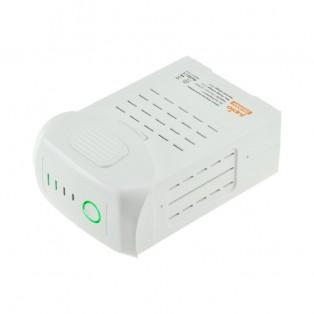 Jupio Batteri till DJI Phantom 4 - 5350mAh - ersätter DJI Part 54