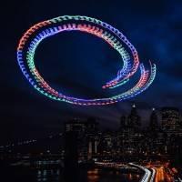 Propellerskydd och landningsställ till DJI Mavic 2 Pro / Zoom - LED-Belysning