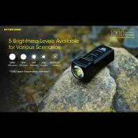 Nitecore TUP Nyckelringslampa - Svart - 1000lm