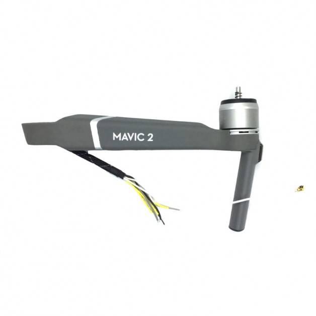 Motorarm till DJI Mavic 2 Pro / Zoom - Vänster Fram