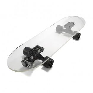 Kamerafäste för GoPro till Skateboard