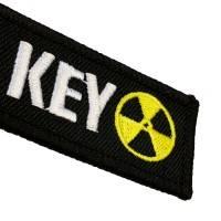 Nyckelband - LAUNCH KEY - Svart