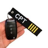 Nyckelband - CPT IIII - Svart