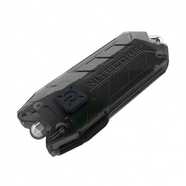 Nitecore TUBE V2.0 Nyckelringslampa - Svart - 55lm