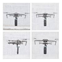Fäste / hållare för kamera / tillbehör till DJI Mavic 2 Pro / Zoom - Undersida - Kit