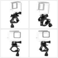 Fäste GoPro till cykel / motorcykel och rör - Roterbart 360 grader - Rör 25-30mm