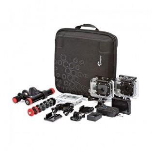 Lowepro Dashpoint AVC 2 Väska för GoPro, Osmo Action kamera mfl. och tillbehör - Svart