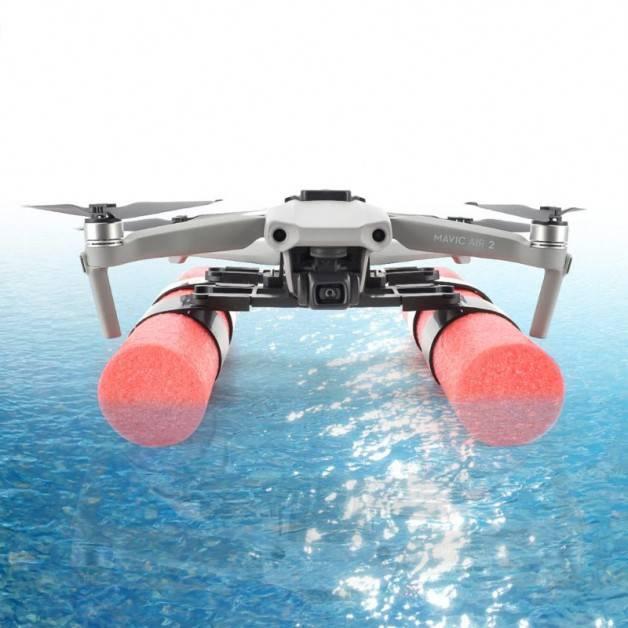 Landningsställ Flytande Pontoner till DJI Mavic Air 2 - Kit