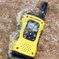Motorola Walkie-talkie Talkabout T92 H2O twin-pack