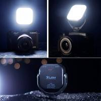 Ulanzi VIJIM VL66 Belysning LED för foto / video - 2000mAh internt batteri - 800lm