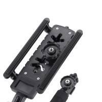 Stabilisering / handgrepp / handtag / hållare belysning / GoPro / Kamera
