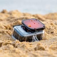 PolarPro Divemaster Filter Kit - Färgfilter för dykning till Gopro Hero9 Black i vattentätt originalskal - 3-pack