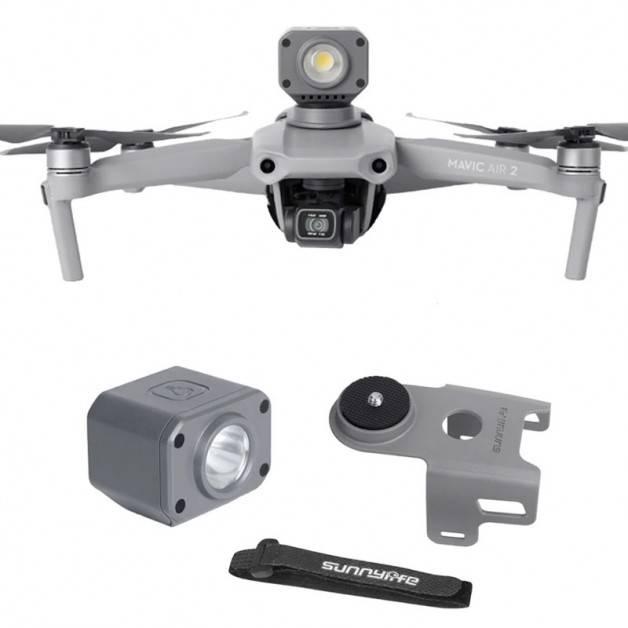 LED-Belysning / Strålkastare för DJI Mavic Air 2 - Kit