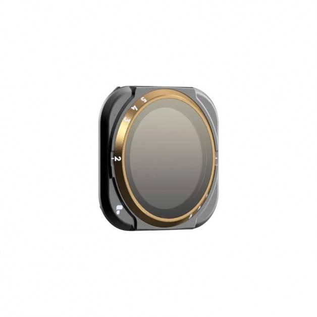 PolarPro Filter Cinema Series VND 2/5 Stop, ND4 - ND32, Variabelt ND-värde till DJI Mavic 2 Pro