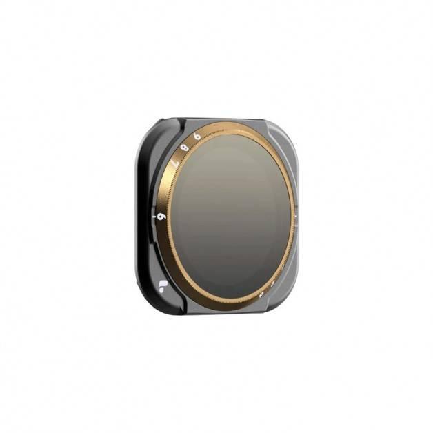 PolarPro Filter Cinema Series VND 6/9 Stop, ND64 - ND512, Variabelt ND-värde till DJI Mavic 2 Pro