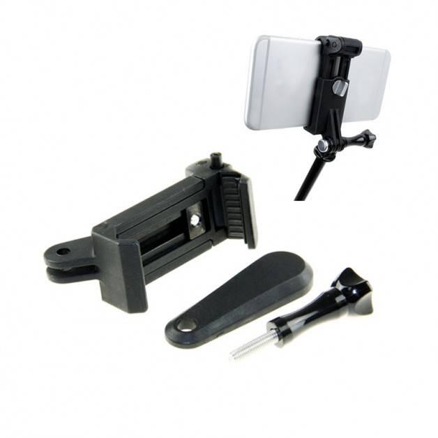 Fäste - hållare mobiltelefon till GoPro