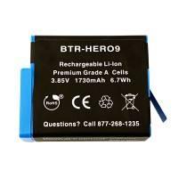 Wasabi Power Batteri till GoPro Hero9 Black - ersätter SPBL1B - 1730mAh