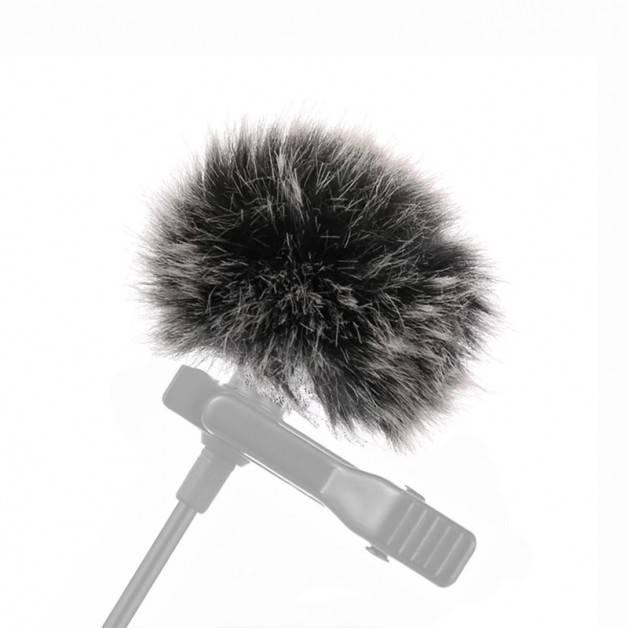 ActionKing Vindskydd / Död katt till mikrofon
