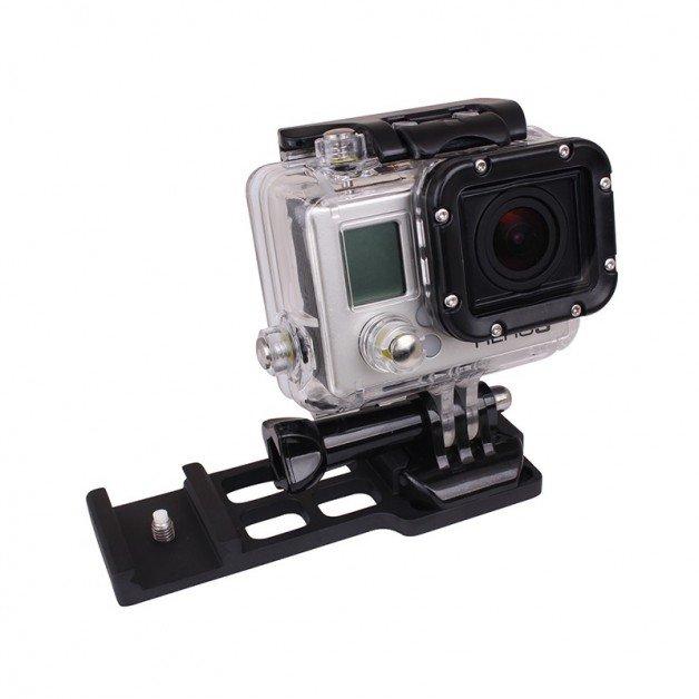 Kamerafäste för vapen - Picatinny/Weaver sidmonterad