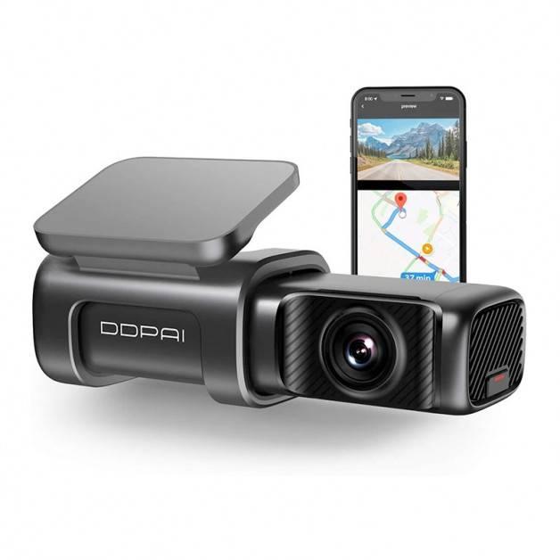 DDPAI Mini5 Dashcam / Bilkamera UHD 4K/30fps, GPS