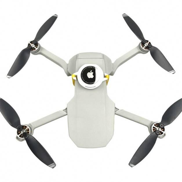 ActionKing Hållare för Apple AirTag till DJI Mavic Mini / Mini 2