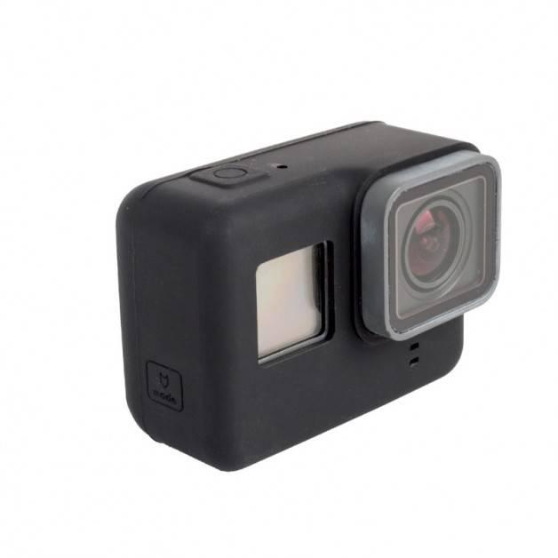 Silikonskal till GoPro Hero5 - Svart