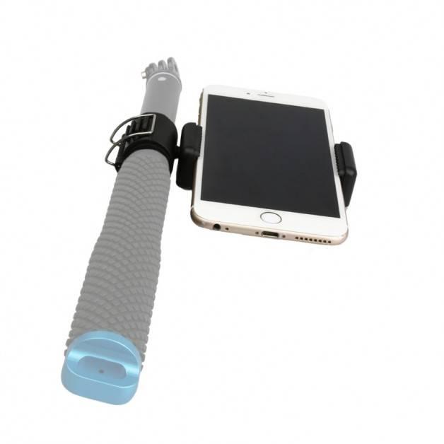 Fäste - hållare mobiltelefon till selfiepinne