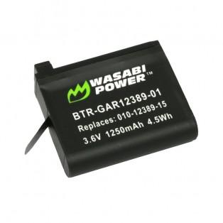 Wasabi Power Batteri till Garmin VIRB Ultra 30 - ersätter 010-12389-15 - 1250mAh